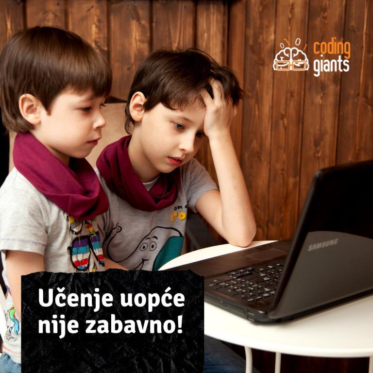 Kako motivirati dijete za programiranje?